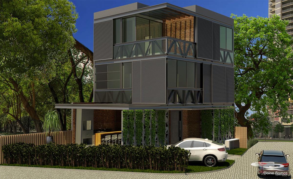 Casa em condomínio na Barra da Tijuca, RJ
